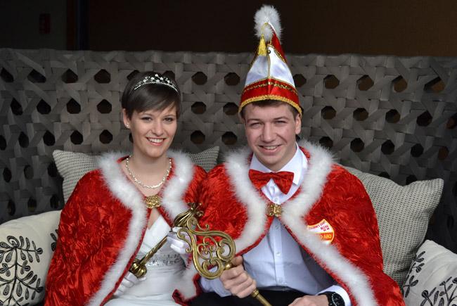 Prinzenpaar (2013/14)